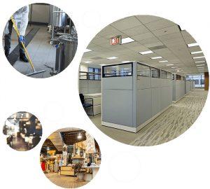 Facility management benefits